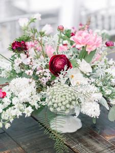 Pedestaled Blooms