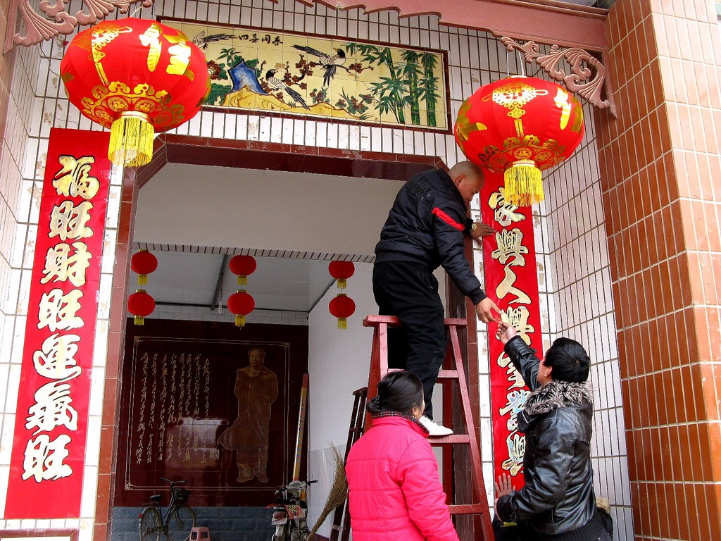 How to Celebrate Chinese New Year; Different Traditions ...