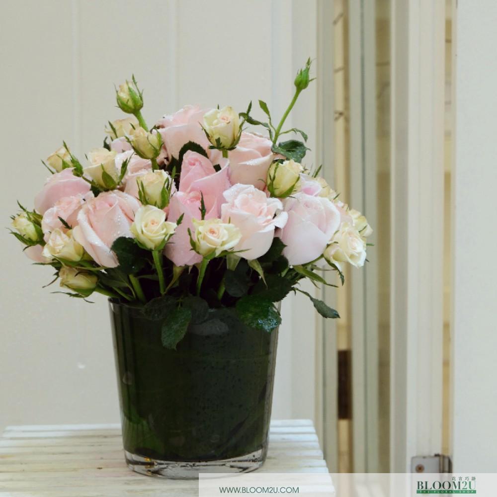 La Pink Fleur