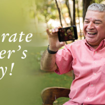 Celebrate Father's day with Bloom2U